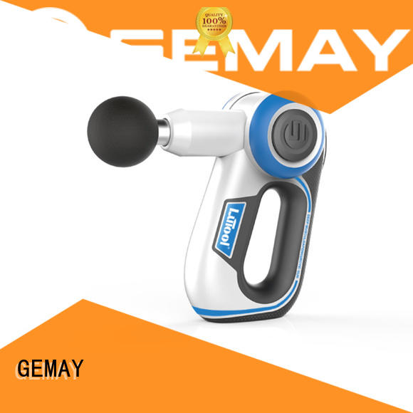 GEMAY top-ranked best cordless handheld massager manufacturers for women