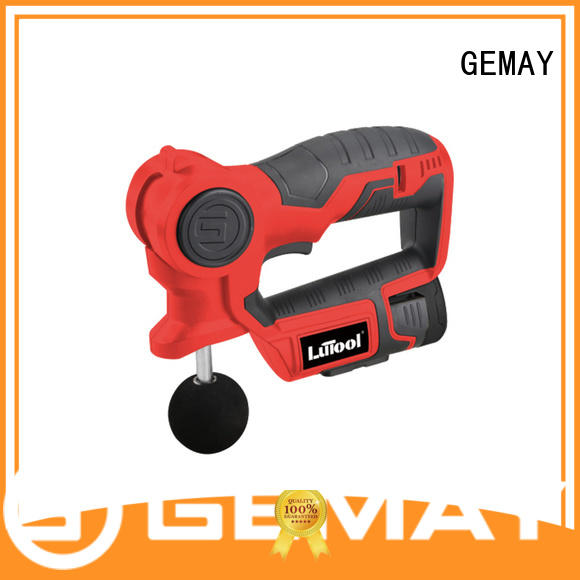 GEMAY mini handheld muscle massager manufacturer for professional amateur