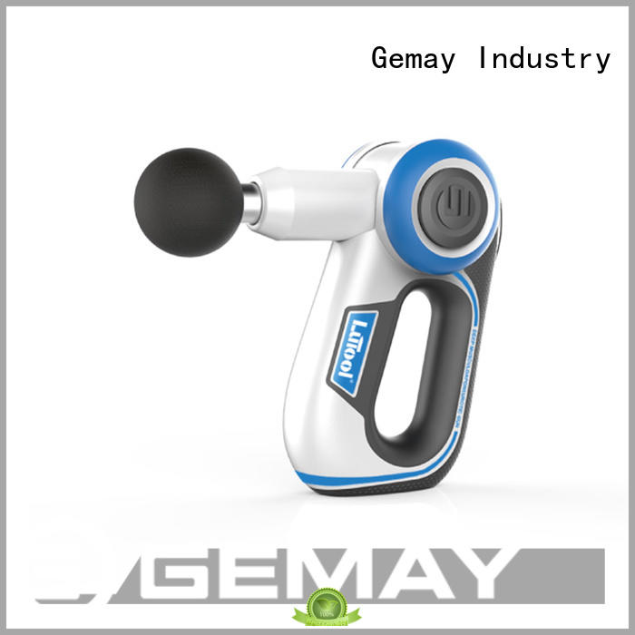 GEMAY sensitive deep muscle massage machine wholesale for women
