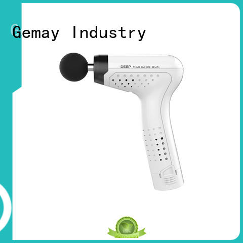 GEMAY customized personal muscle massager series for professional amateur