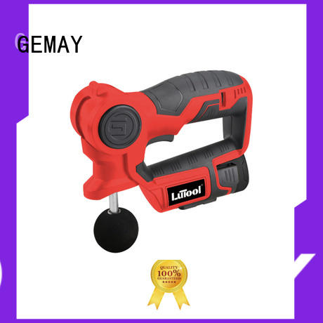 GEMAY New wahl full size deep muscle massager wholesale for men