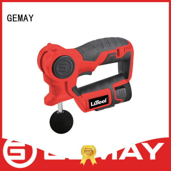 GEMAY customized handheld muscle massager series for women