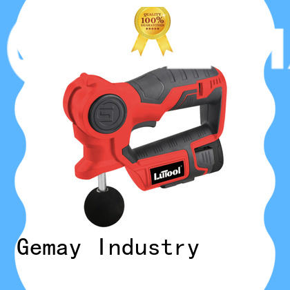 GEMAY Best rotating body massager manufacturers for DIY amateurs
