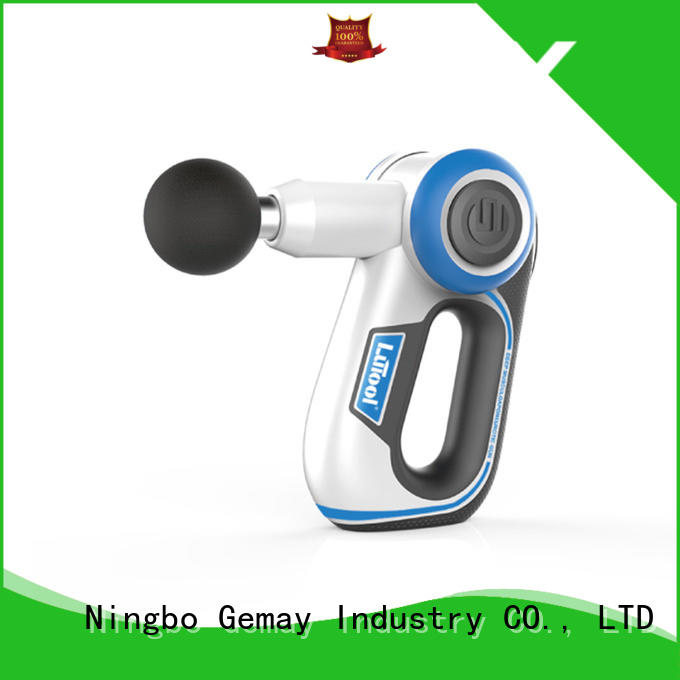 GEMAY New professional power massager wholesale for men