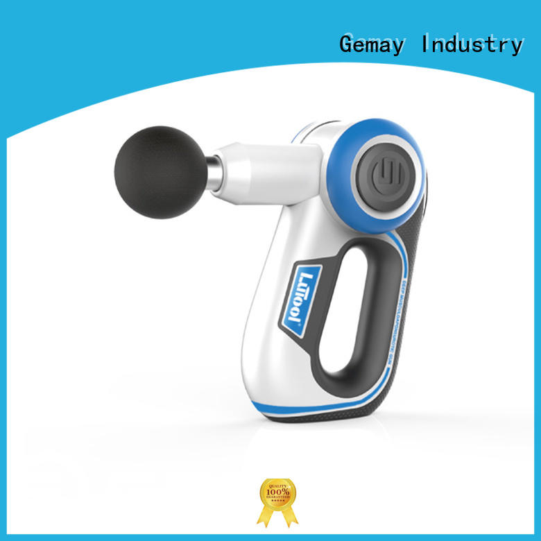 GEMAY scientifically-calibrated muscle massage machine machine for men
