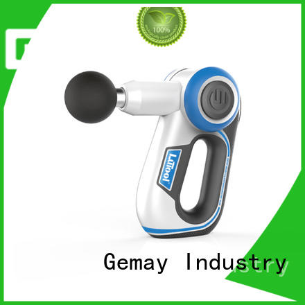 GEMAY massager portable muscle massager supplier for men