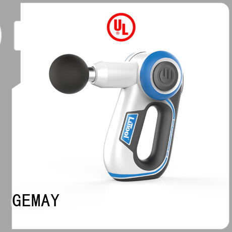 GEMAY mini arm massager machine easy to carry for muscle man