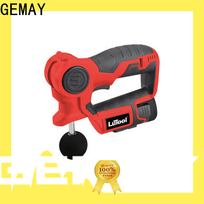 GEMAY handheld jeanie massager easy to carry for DIY amateurs