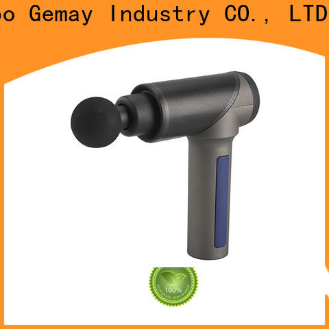 GEMAY machine best percussion massager reviews manufacturer for professional amateur