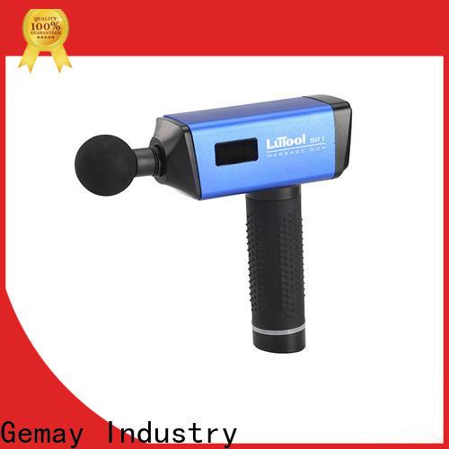 GEMAY customized handheld leg massager wholesale for professional amateur