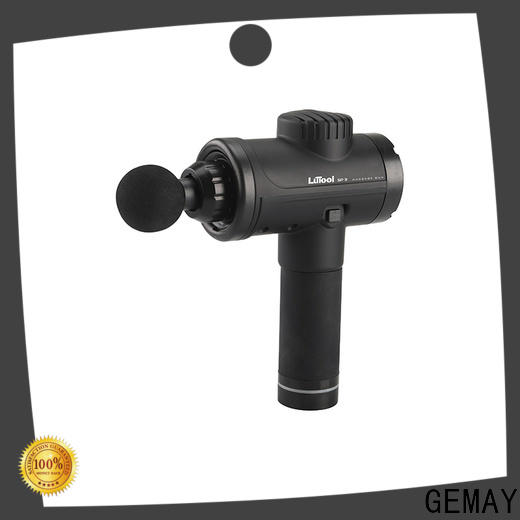 GEMAY High-quality panasonic handheld massager for business for DIY amateurs