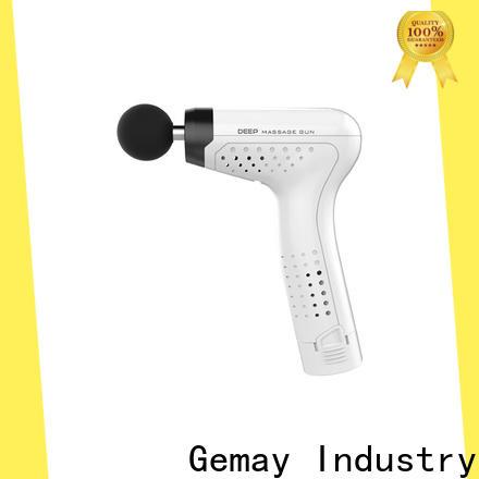GEMAY massager homedics handheld shiatsu massager review factory for women