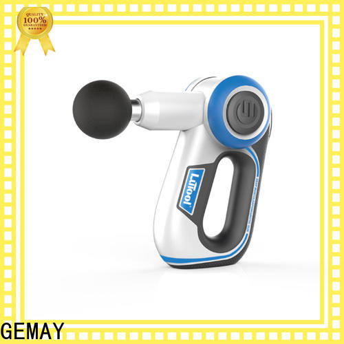 GEMAY handheld therapist select professional percussion massager supplier for men