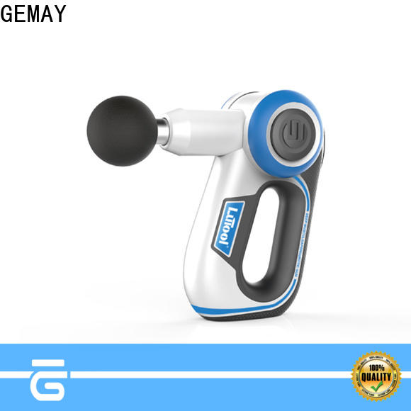 GEMAY brushless wahl deep tissue percussion massager reviews manufacturers for men