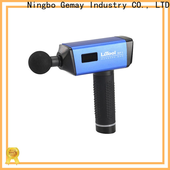 GEMAY New best cordless handheld massager for business for DIY amateurs