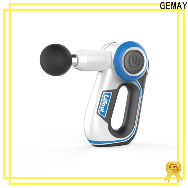 GEMAY Latest thumper electric massager supplier for women