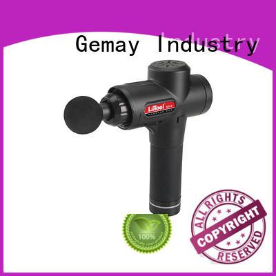 promotion 12V quiet massage gun device