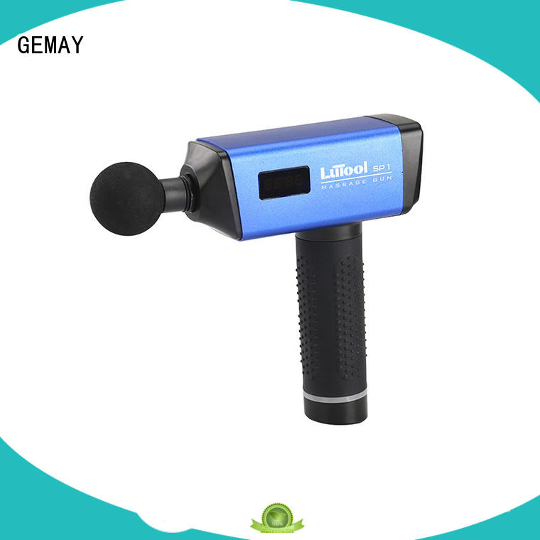 GEMAY sensitive personal muscle massager supplier for muscle man