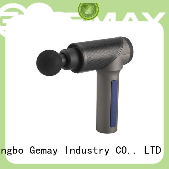 GEMAY deep chiropractic massagers easy to carry for muscle man