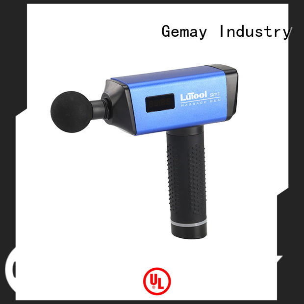 GEMAY scientifically-calibrated muscle massage machine machine for professional amateur