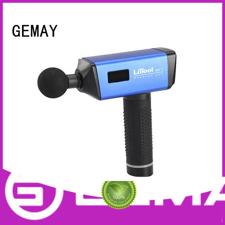 GEMAY massager hand held muscle massager series for women