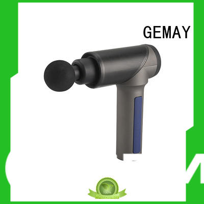 GEMAY mini portable muscle massager wholesale for DIY amateurs