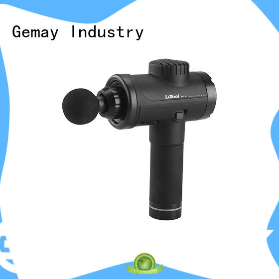 GEMAY sensitive portable muscle massager easy to carry for women