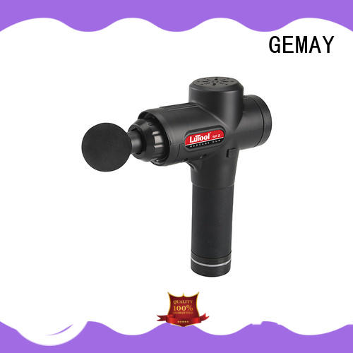 GEMAY customized handheld muscle massager wholesale for DIY amateurs