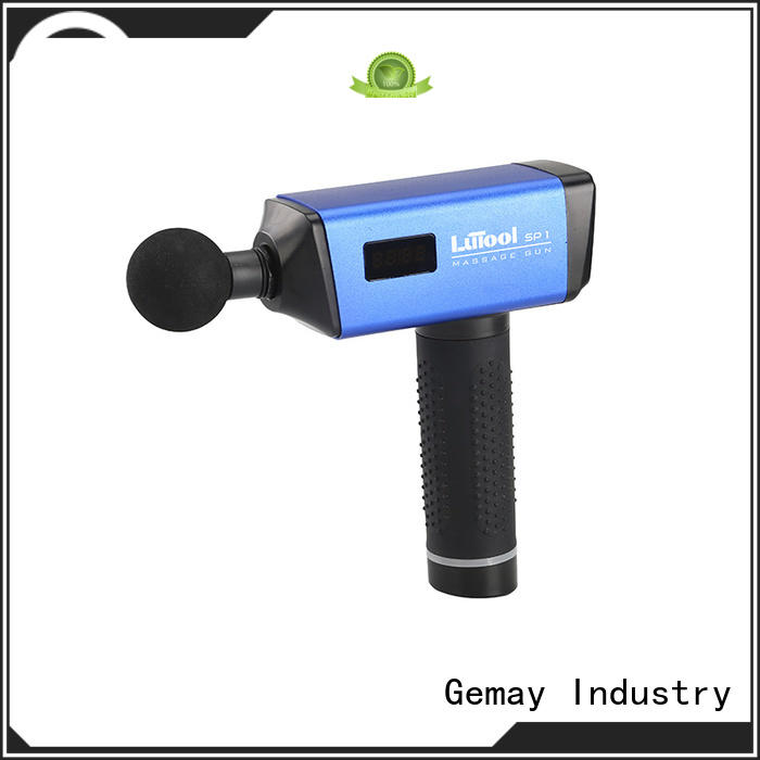 GEMAY customized homedics deep tissue percussion massager Suppliers for men