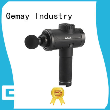 GEMAY top-ranked personal muscle massager supplier for men
