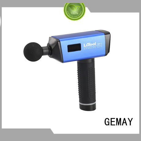 GEMAY scientifically-calibrated best muscle massager manufacturer for women