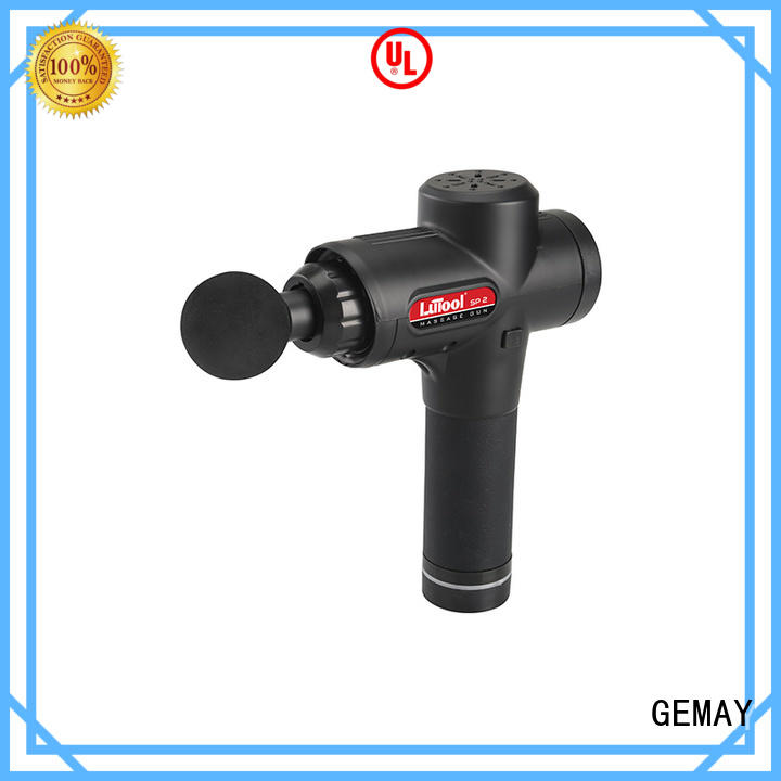 promotion 12V quiet massage gun device