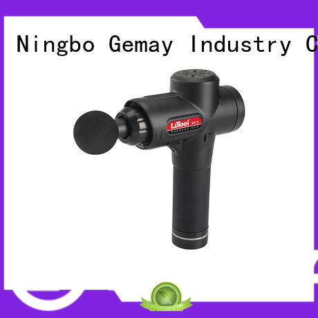 GEMAY brushless the best massager supplier for professional amateur