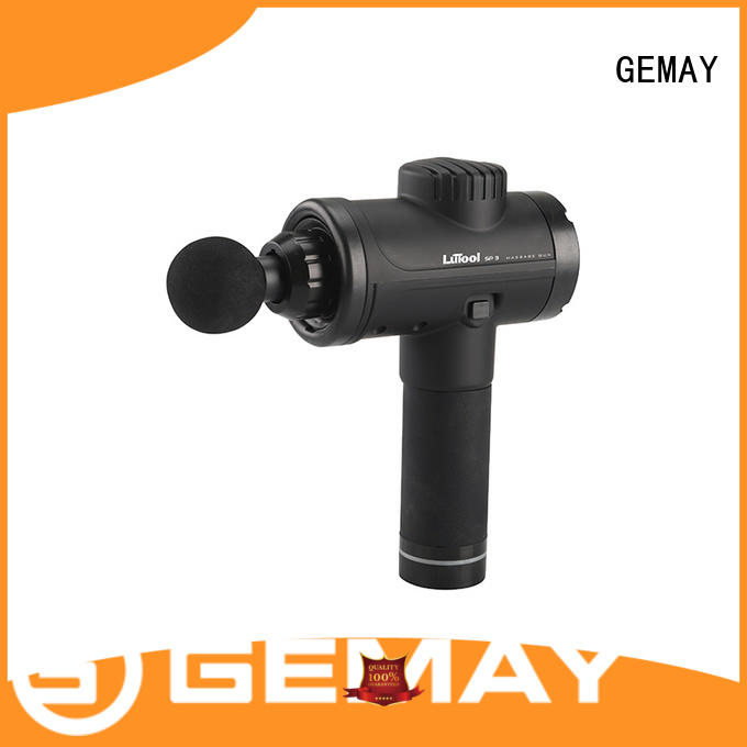GEMAY handheld wahl percussion massager for business for professional amateur