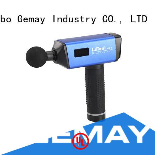 GEMAY massager dual node massager manufacturer for professional amateur