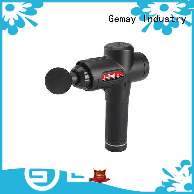 GEMAY mini personal muscle massager for DIY amateurs